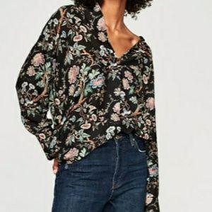 Xxlarge zara blouse